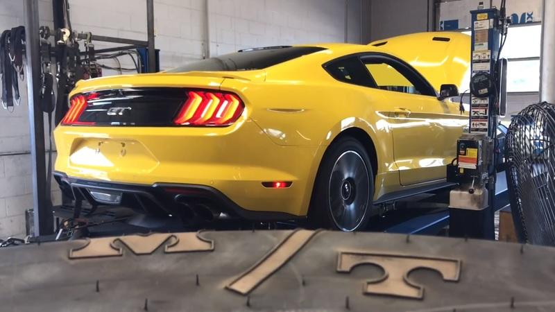 Beechmont Ford Performance Has Another Crazy Deal - this Time It Involves Nitrous and Mustang GTs