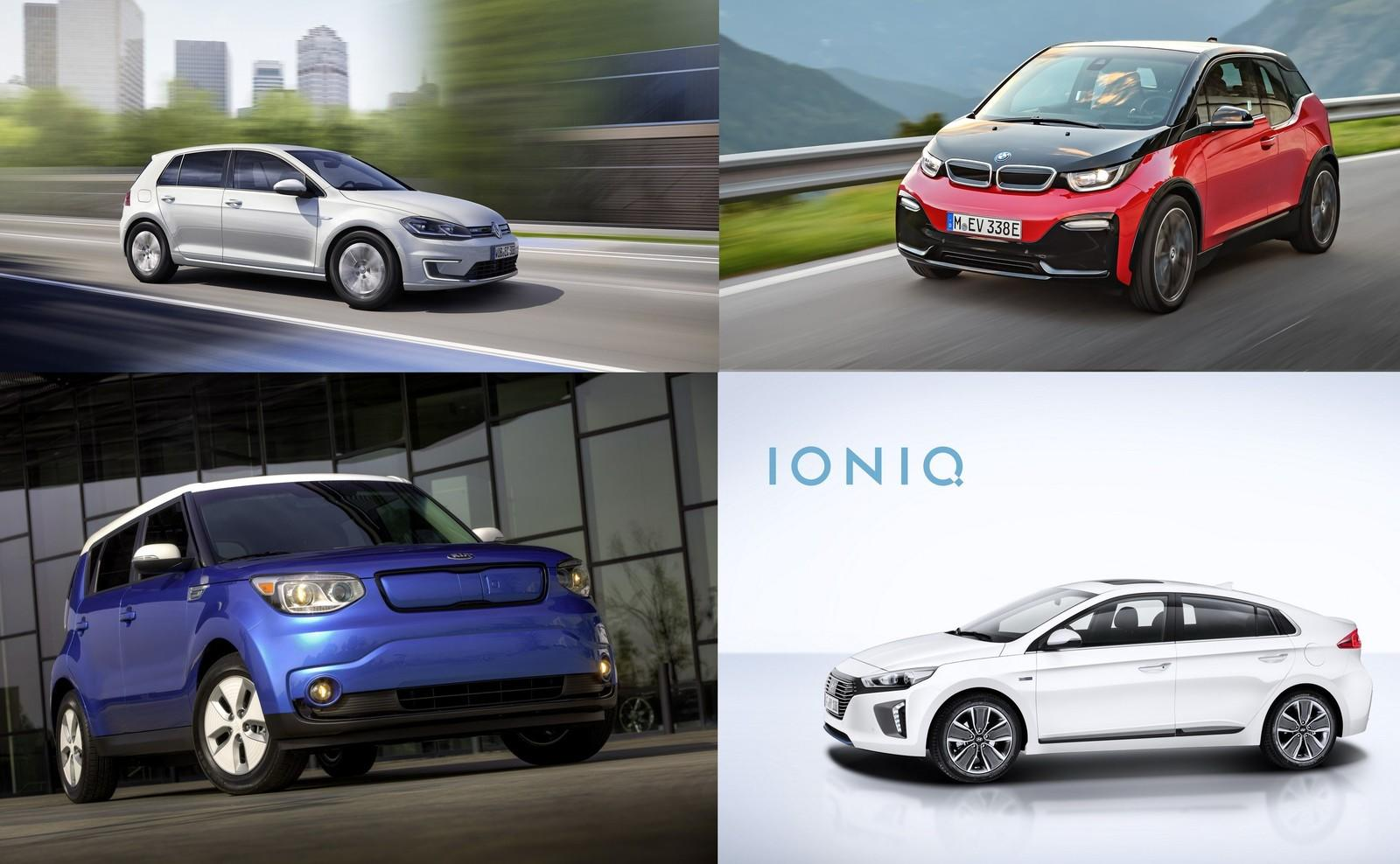 Best Electric Cars Of 2018 | Top Speed
