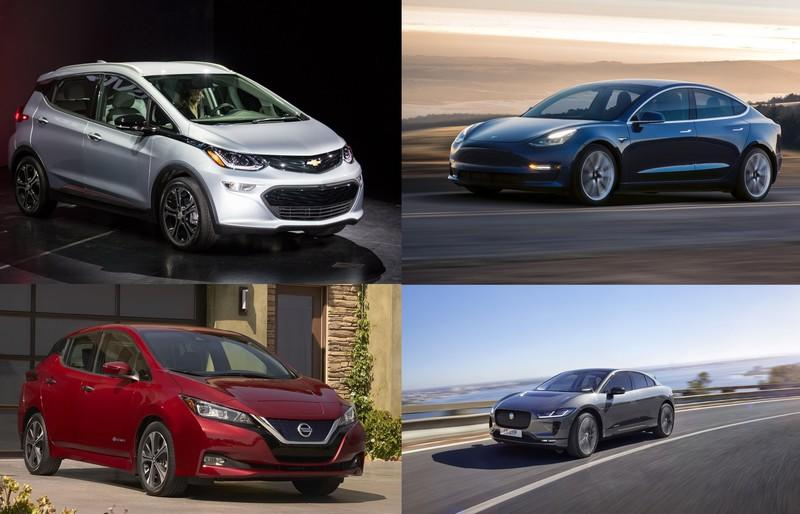 Best Electric Cars of 2018