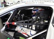 BMW M8 GTE Looks Good In Rainy Prep for Daytona 24-Hour - image 804331