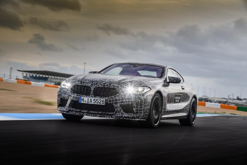 BMW Reveals New Details On M8, Sets Market Release for 2019