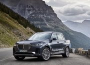 BMW X7 Pickup Could Be BMW's Answer to the Mercedes X-Class - image 804320