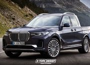 BMW X7 Pickup Could Be BMW's Answer to the Mercedes X-Class - image 803659