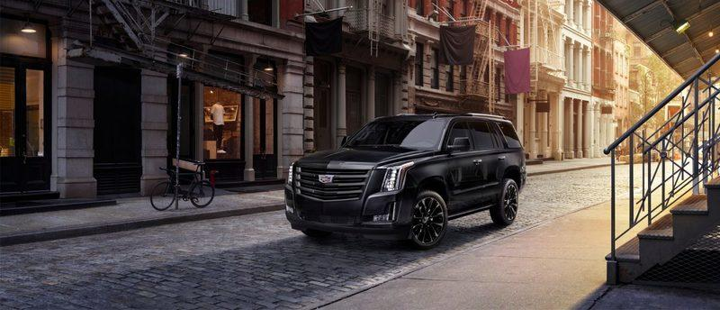 Cadillac Introduces the Not-So-Sporty Cadillac Escalade Sport Edition