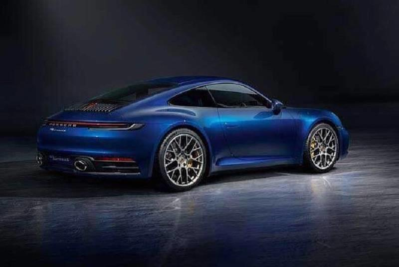 Check out the 2019 Porsche 911 Before You're Supposed to see it - image 806262