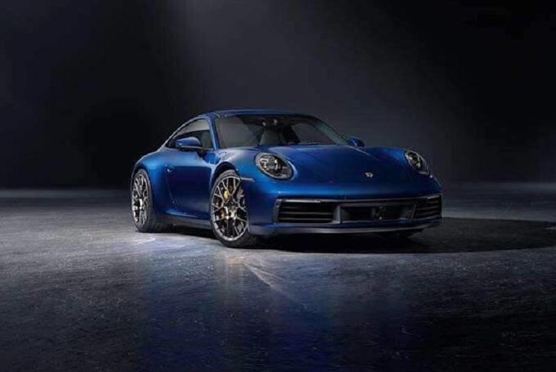 Check out the 2019 Porsche 911 Before You're Supposed to see it - image 806260