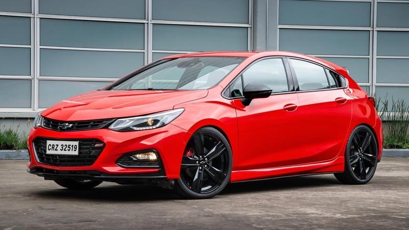 2018 Chevrolet Cruze Sport6 SS Concept | Top Speed