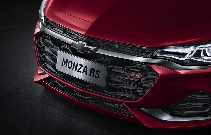 Chevy is Bringing Back the Monza Name, With an RS Badge, but Don't Expect to Get One Outside of China - image 804803