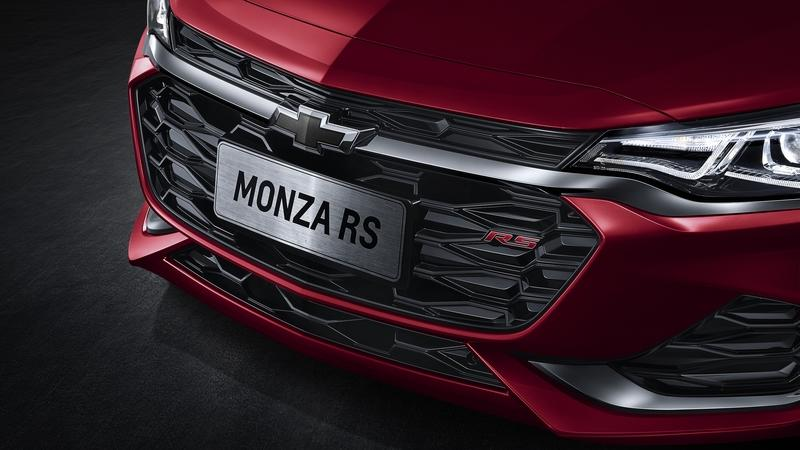 Chevy is Bringing Back the Monza Name, With an RS Badge, but Don't Expect to Get One Outside of China