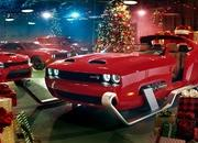 Dodge Preps For Xmas With Challenger SRT Hellcat Redeye Sleigh - image 804042