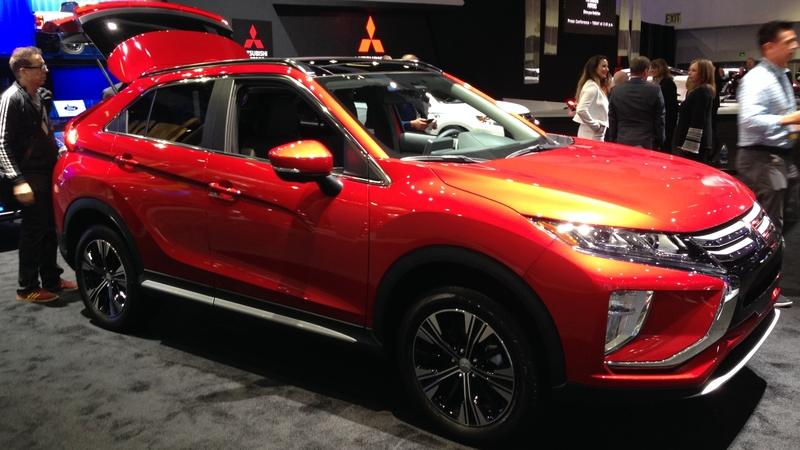 Does the 2019 Mitsubishi Eclipse Cross Look Any Better in Person?