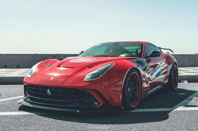 Check Out This Hot New Duke Dynamics Bodykit for the Ferrari F12 Berlinetta