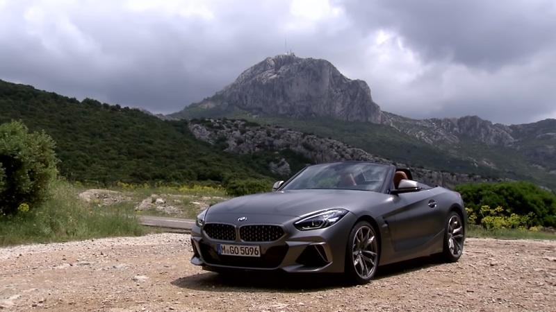 First journos get their hands on 2019 BMW Z4: Videos