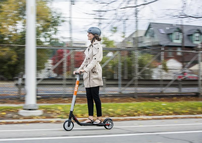 Ford Doubles Down On Electric Scooters With New Investment