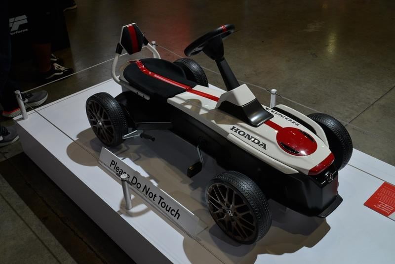 Honda's Pedal Car Might Be The Coolest Vehicle On Display at SEMA