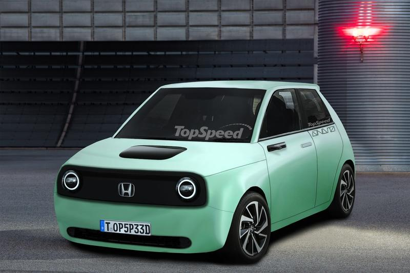 Honda Electric Car >> The Production Version Of Honda's Urban EV Could Be Your ...