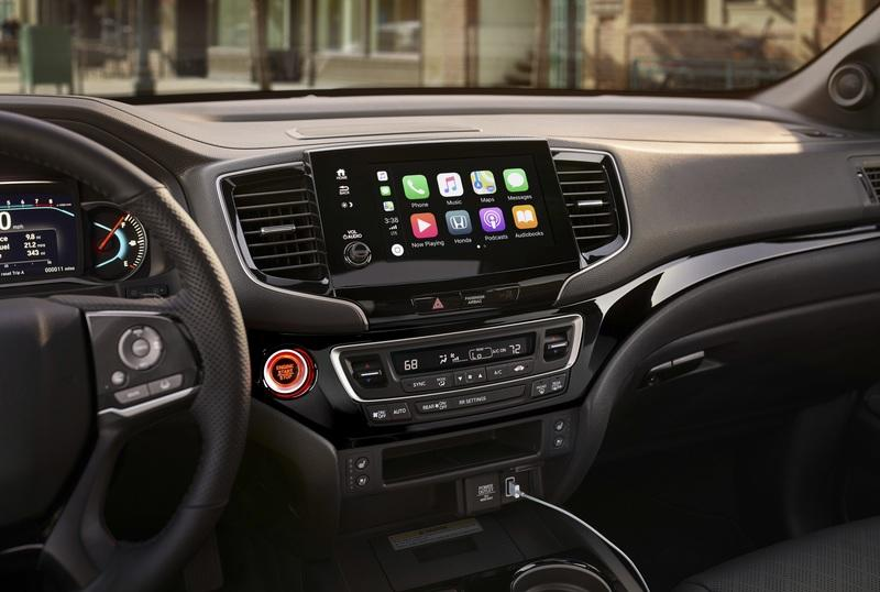 5 Reasons Why the 2019 Honda Passport is Better Than the Old One Interior - image 806749