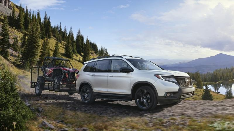 Honda Touts The New Passport SUV As its Resident Off-Roader