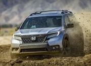 Honda Touts The New Passport SUV As its Resident Off-Roader - image 806739