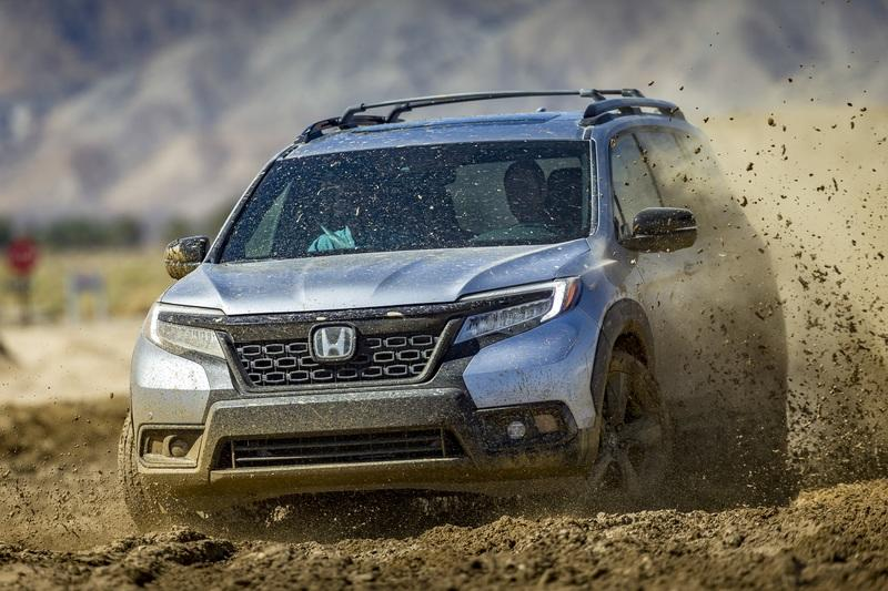5 Reasons Why the 2019 Honda Passport is Better Than the Old One Exterior - image 806739