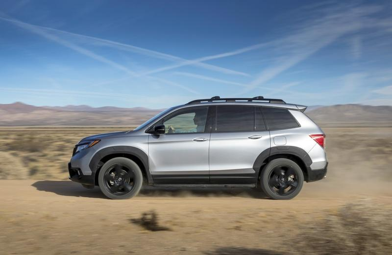 5 Reasons Why the 2019 Honda Passport is Better Than the Old One Exterior - image 806740