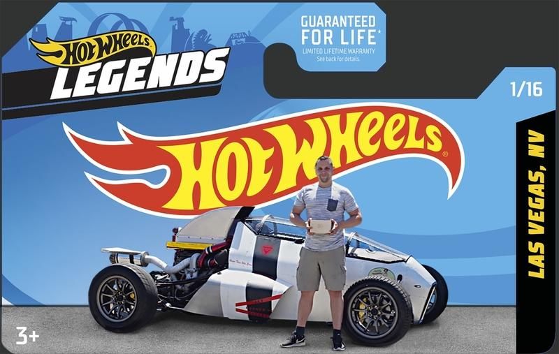 Hot Wheels Picks 2JetZ As New Die-Cast Toy