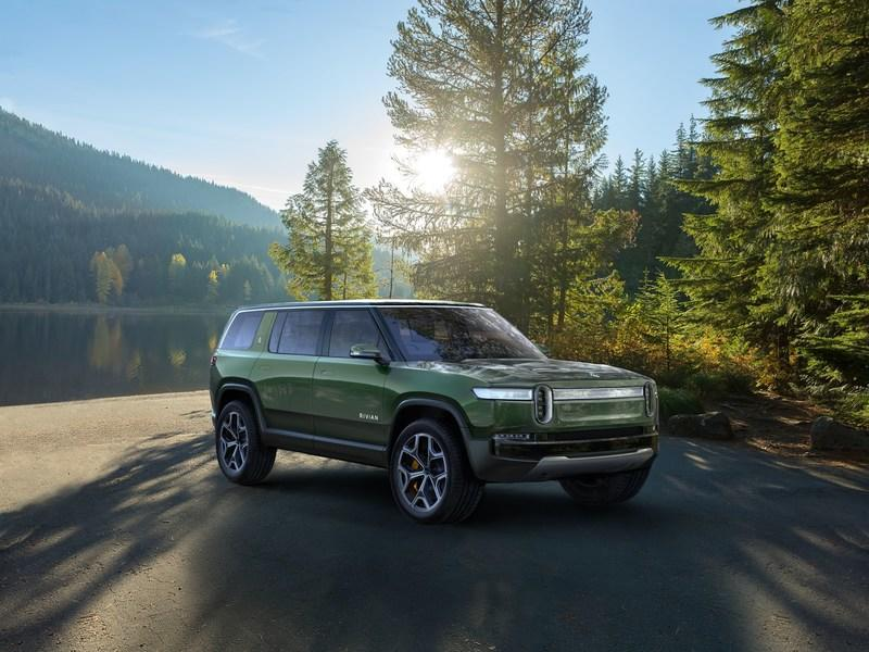 Rivian Discusses Why It'll Be Able to Kick Tesla's Ass in Production and Development