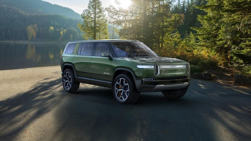 Rivian R1V and R2X Trademarks Hint at a New Electric Van and Compact Crossover