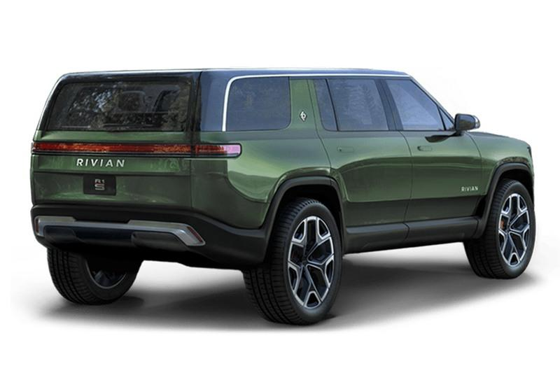 Pininfarina's Upcoming Electric SUV Will Just Be a Coachbuilt Rivian SUV