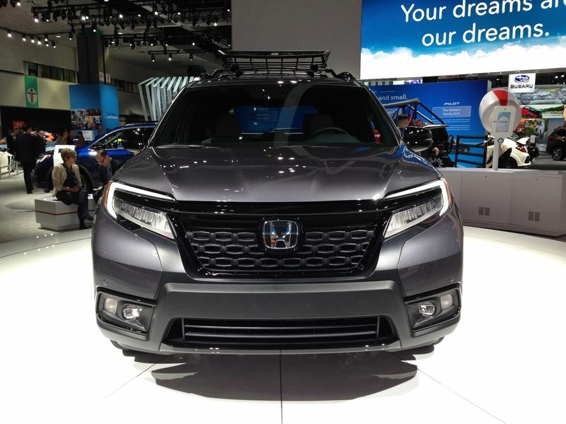 If You Think the New Honda Passport Looks Good, Wait Until You See it in Person