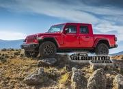 Jeep Gladiator Pickup Truck Leaks Ahead of L.A. Debut - image 804568