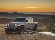 Jeep Gladiator Pickup Truck Leaks Ahead of L.A. Debut - image 804570