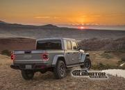 Jeep Gladiator Pickup Truck Leaks Ahead of L.A. Debut - image 804571