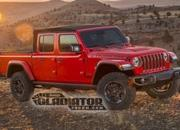 Jeep Gladiator Pickup Truck Leaks Ahead of L.A. Debut - image 804567