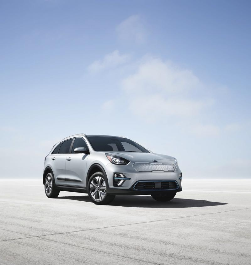 Kia Showcases New Safety and Tech Features In the Niro EV