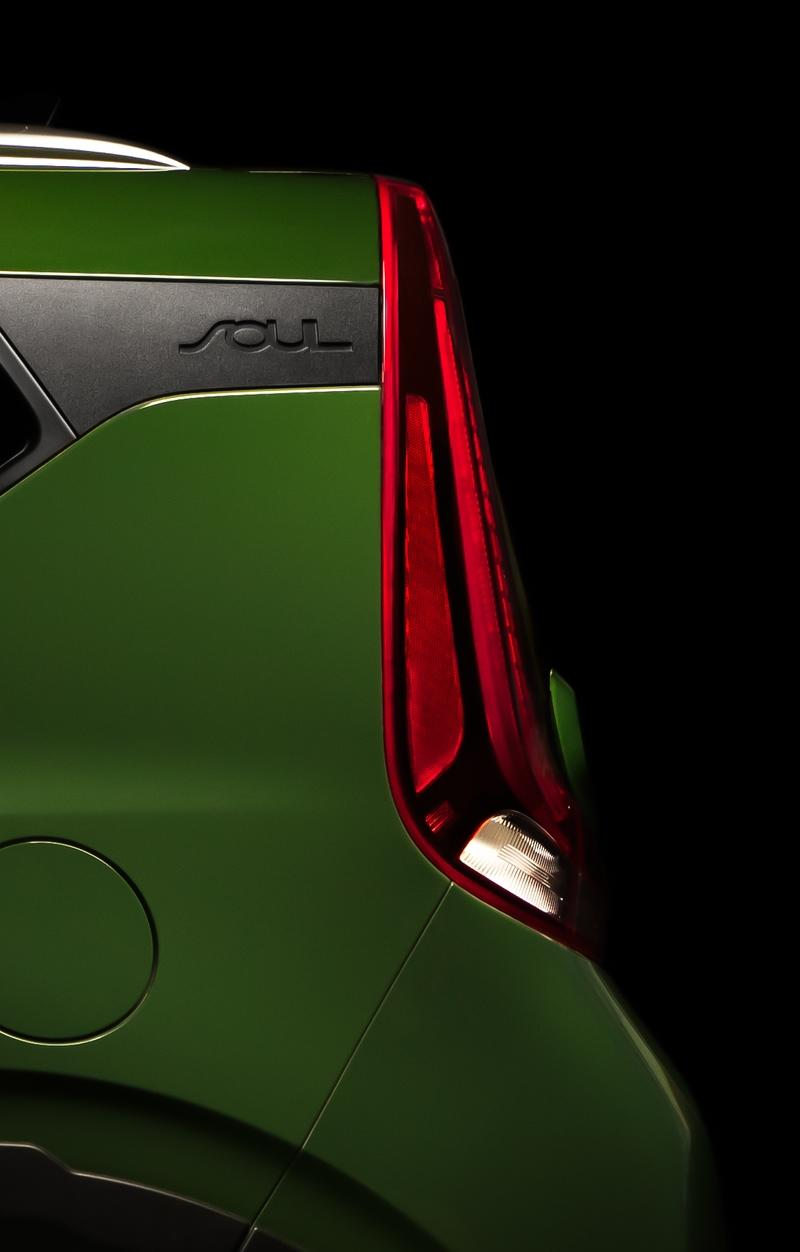 Kia Tries to Excite us With a Teaser for the Next-Gen 2020 Kia Soul