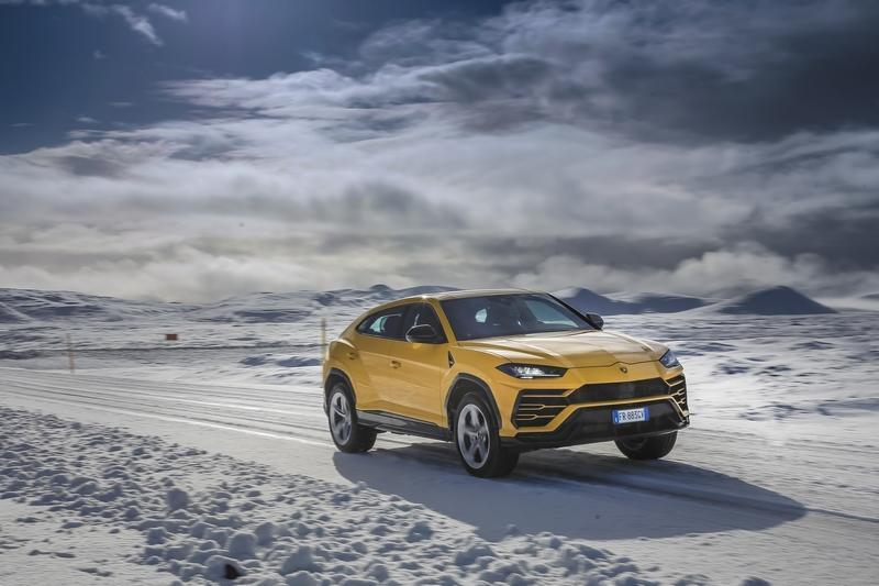 They Say Lamborghini's Chief Technical Officer Hinted at a Potential Urus Performante, But It's Probably Not Happening Exterior Wallpaper quality - image 803038