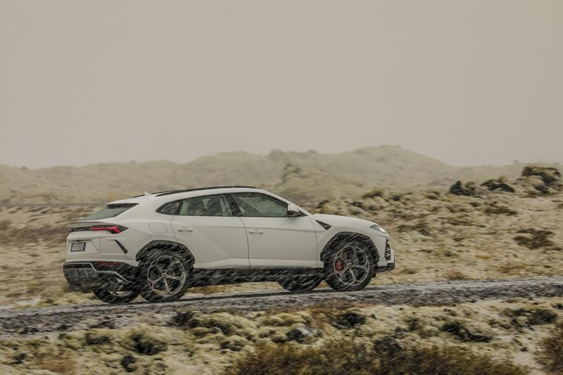They Say Lamborghini's Chief Technical Officer Hinted at a Potential Urus Performante, But It's Probably Not Happening Exterior Wallpaper quality - image 803061