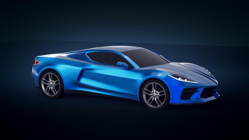 The 2020 Chevy C8 Corvette To Debut In Summer 2019 At A ...