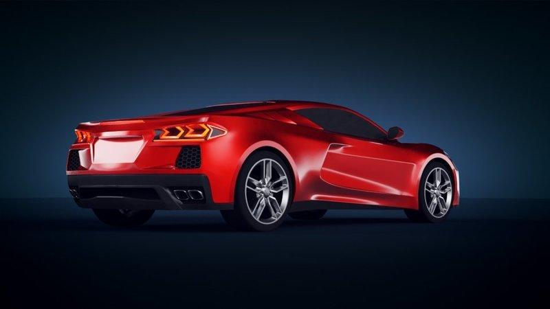 Chevrolet Corvette C8 Photos , Pictures (Pics), Wallpapers ...