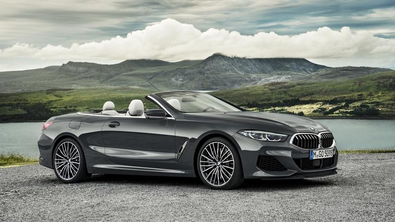 Leaked Photos Forced BMW to Showcase the 2019 8 Series Convertible - Here are the Details