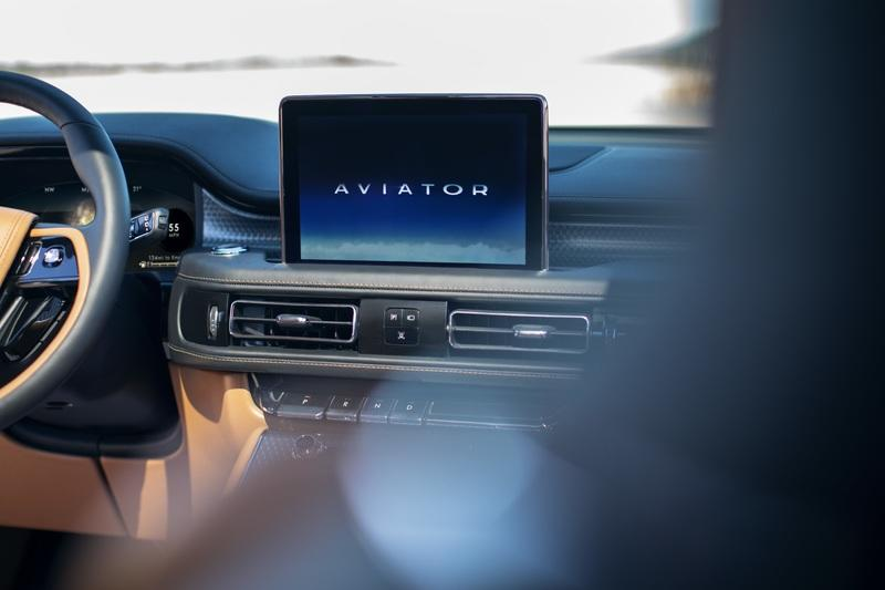The New Lincoln Aviator Offers Third-Row Seating, Advanced Technology