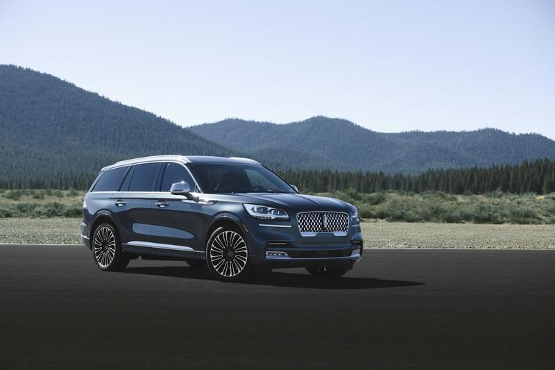 Wallpaper of the Day: 2020 Lincoln Aviator
