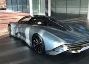 Listen to the 2019 McLaren Speedtail Purr as It's Moved Out of McLaren's HQ - image 803176