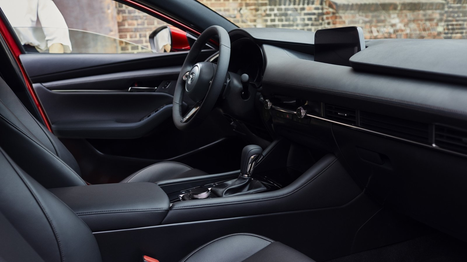 Mazda3 Moves Up The Premium Ladder With Gorgeous Interior