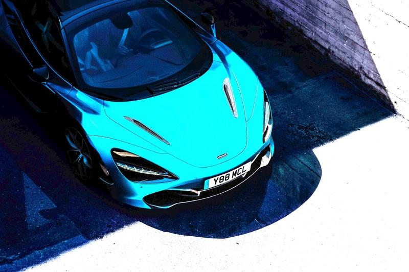 McLaren's Next Supercar Debuts Dec 8th but Can it Share the Limelight With the Speedtail?