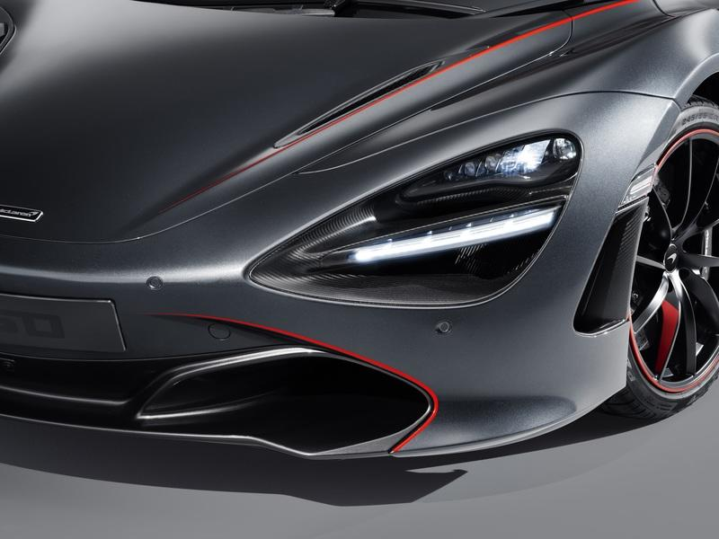 2019 McLaren Special Operations 720S Stealth Theme