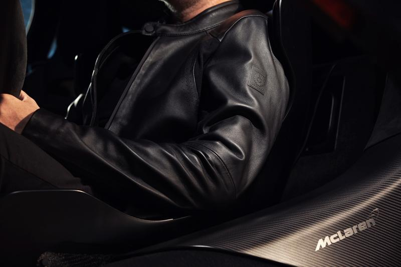 McLaren Teams With Belstaff for New Fashion Line