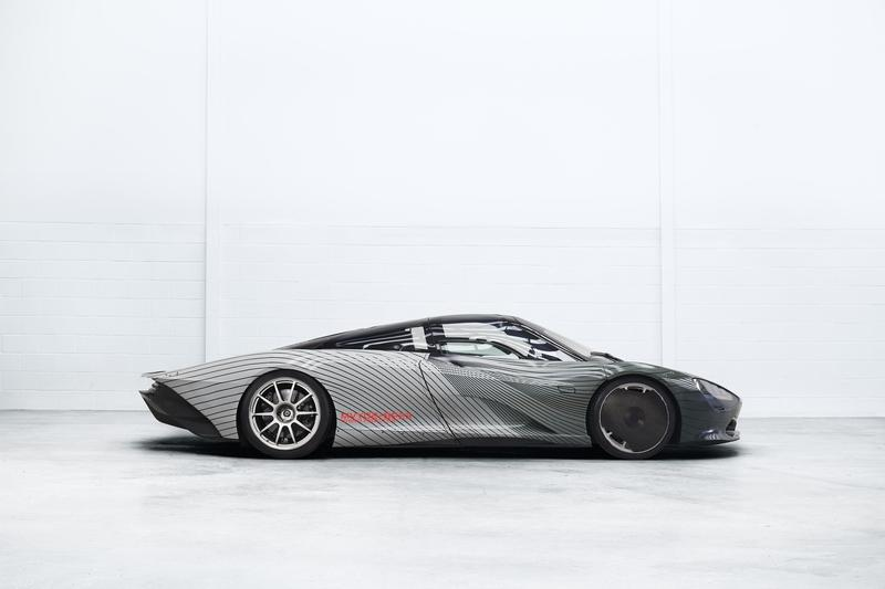 "McLaren Unveils Speedtail Prototype, Names It ""Albert"" - image 804336"