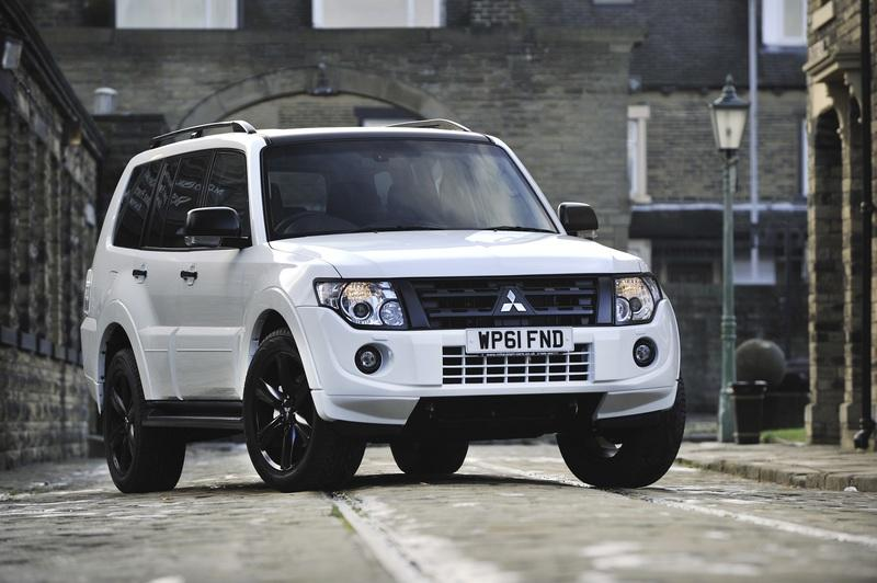 Mitsubish May Finally Update the Shogun, aka Pajero After 20 Years of the Same